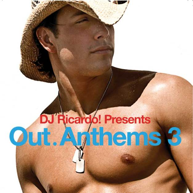 DJ Ricardo Out Anthems 3