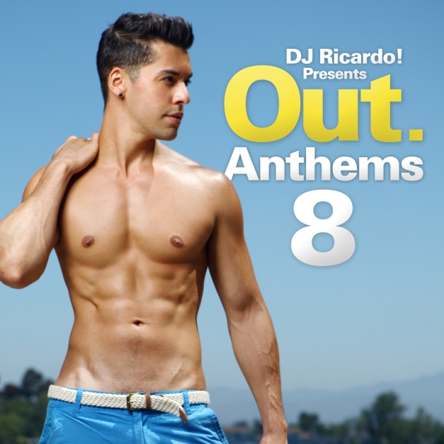 DJ Ricardo Presents Out Anthems 8