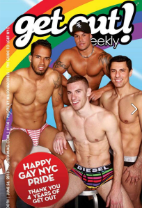 Get Out Magazine Pride Edition