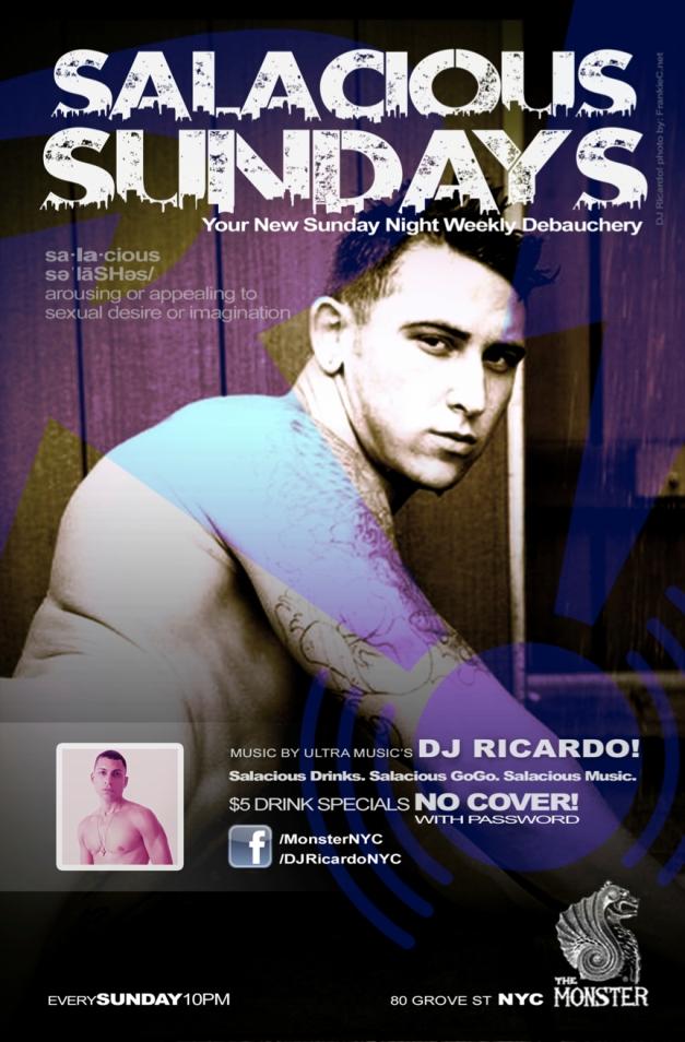 Salacious Sundays