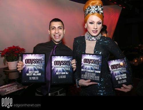 DJ Ricardo & Dalla Dubois cleared the NYC Nightlife awards!