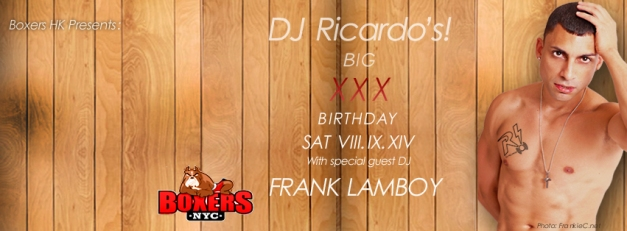 New Ricardo Flyer - Ricardos Vision FB
